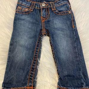 Boys Toddler True Religion Jeans, Size 12M